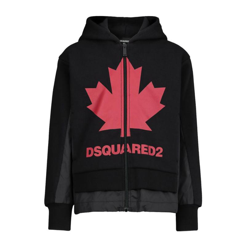 DSQUARED2 - Gilet zippé