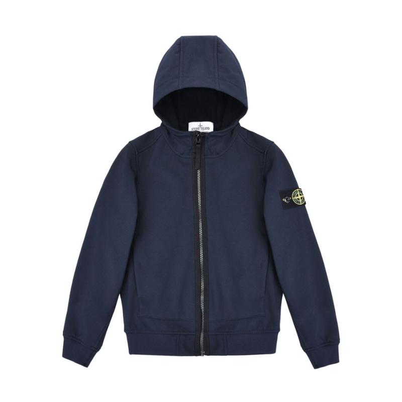 STONE ISLAND JUNIOR - Veste Softshell - Nouvelle Collection