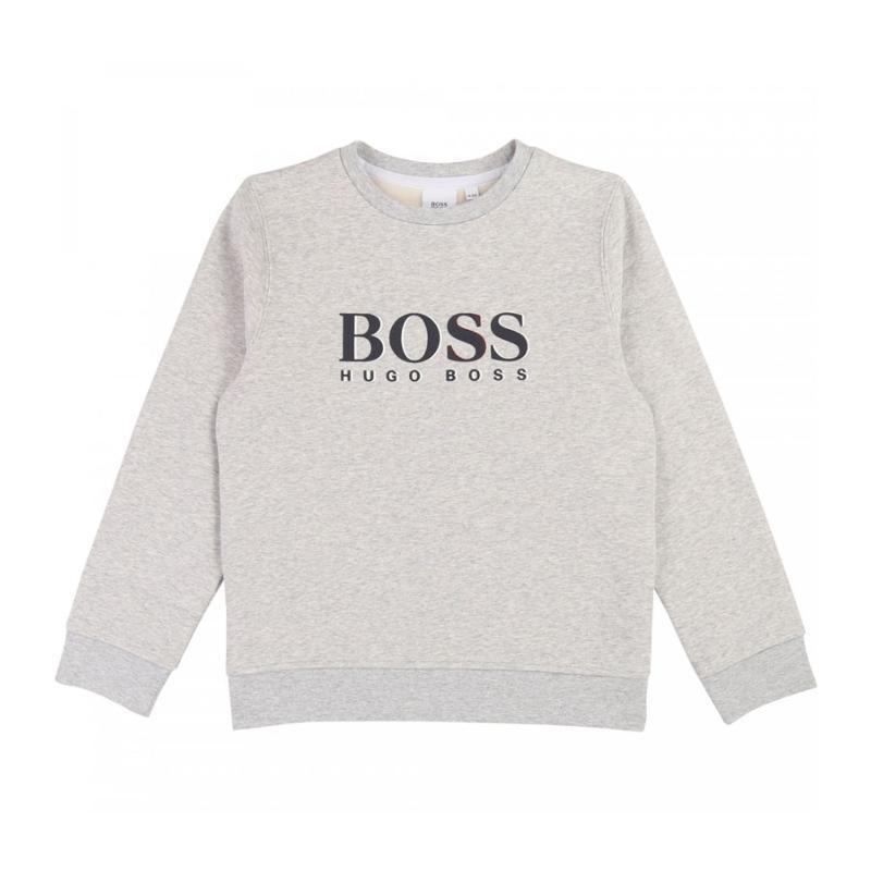 BOSS - Sweat en molleton - SOLDES