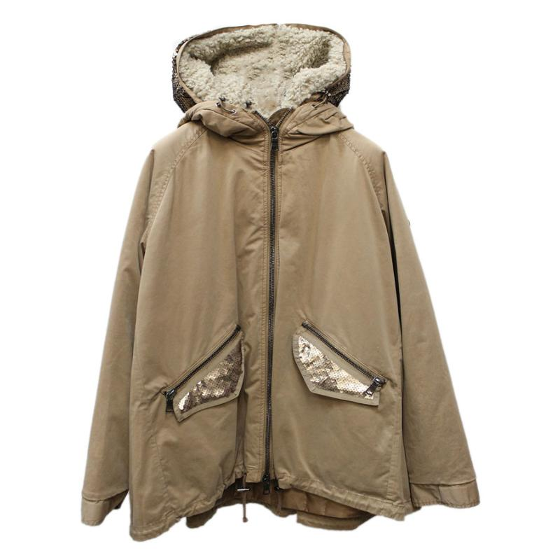 BLONDE N°8 - Parka Rennes SE sable