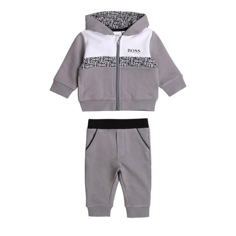 BOSS - Ensemble jogging layette