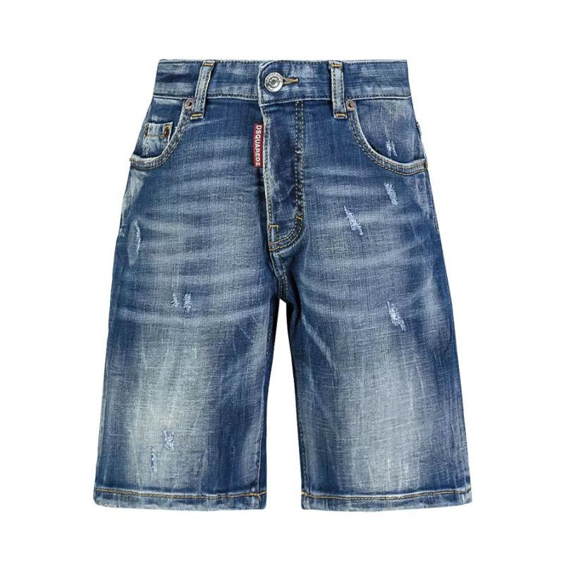 DSQUARED2 - Bermuda en denim
