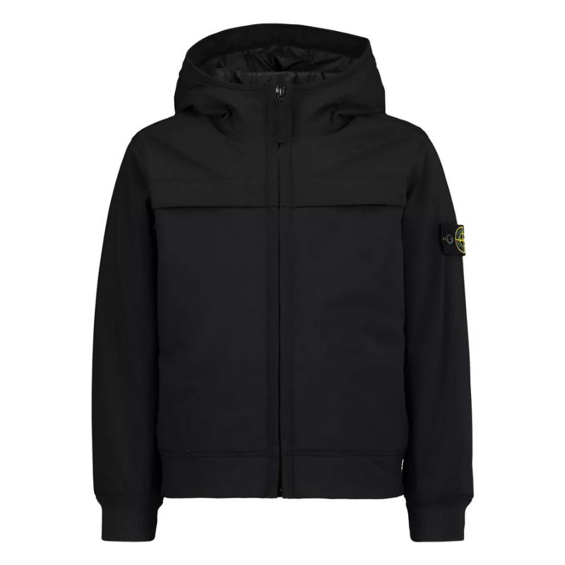 STONE ISLAND JUNIOR - Blouson soft shell