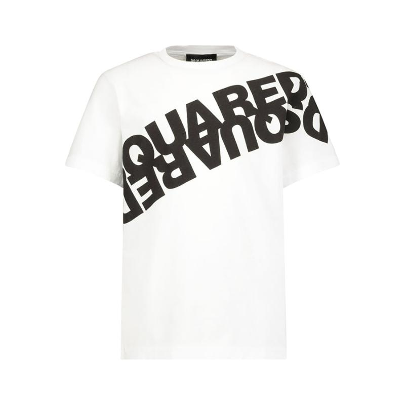 DSQUARED2 - Tee shirt relax - Nouvelle Collection