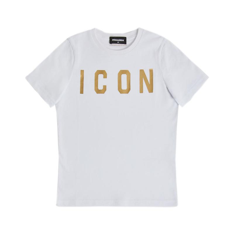 DSQUARED2 - Tee shirt Icon Mini me