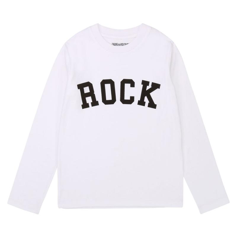 ZADIG & VOLTAIRE - Tee shirt rock - Nouvelle collection