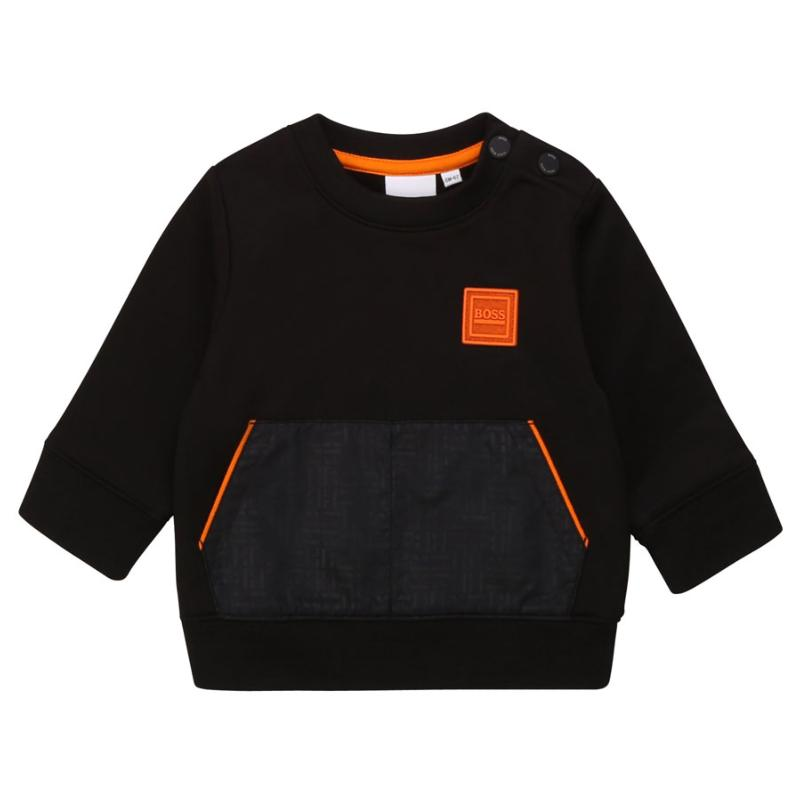 BOSS - Sweat layette sportswear