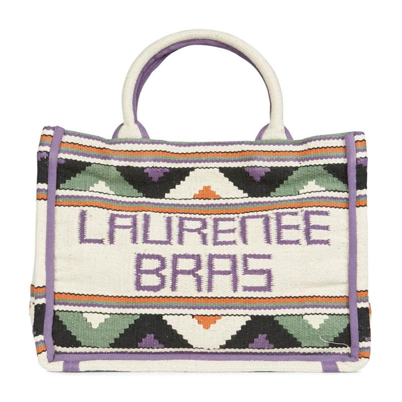LAURENCE BRAS - cabas Shopping