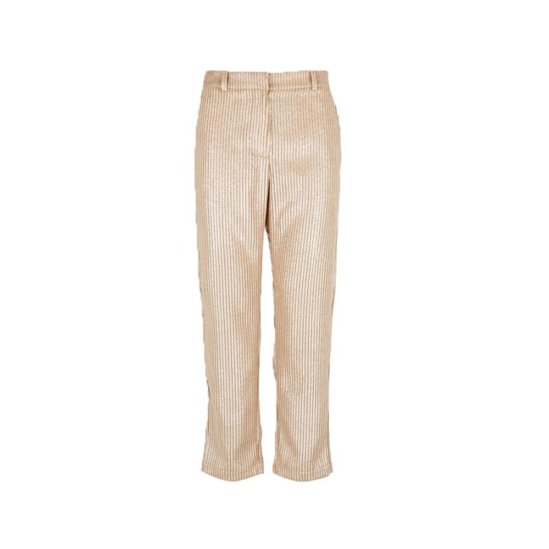 SESSUN - Pantalon en velours Princess Bright