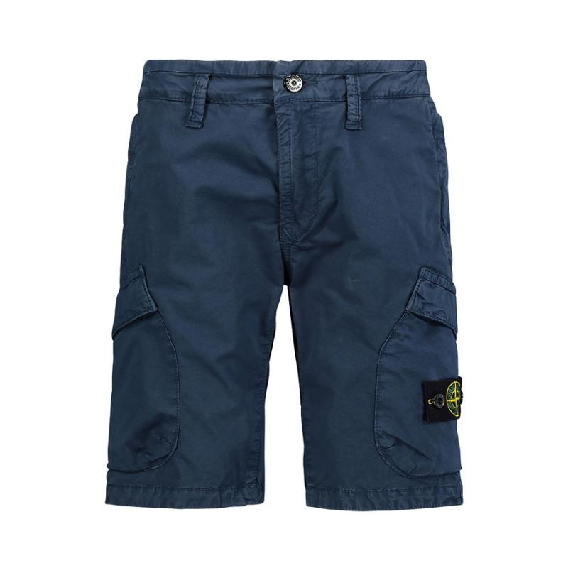 sTONE iSLAND JUNIOR - Bermuda en toile - Nouvelle Collection